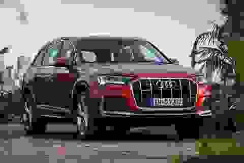 """Audi Q7 mới - tái khẳng định """"Huyền thoại quattro"""""""