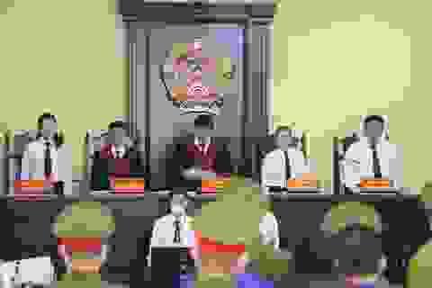 Vụ nâng điểm thi Sơn La: Lò Văn Huynh 21 năm tù, cựu Thượng tá 8 năm tù