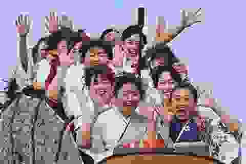 Các khu vui chơi ở Nhật: Cấm la hét khi chơi trò mạo hiểm