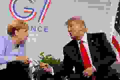 Bà Merkel từ chối lời mời của ông Trump dự hội nghị G7 ở Mỹ