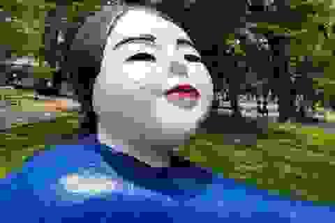 """Thay """"màu áo mới"""", tượng trong công viên Thống Nhất… """"nổi"""" nhất tuần qua"""