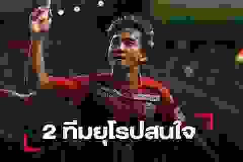 Báo Thái Lan ngạc nhiên với thông tin Chanathip sắp sang châu Âu