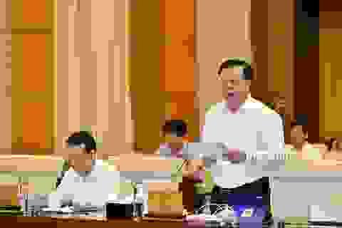 Xem xét 9 cơ chế, chính sách đặc thù cho Hà Nội