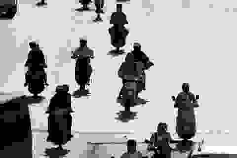 Nắng nóng gay gắt, chỉ số tia UV tại Hà Nội ở mức nguy hại