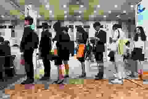 Tuyển chọn gần 1.300 lao động đi làm việc tại Hàn Quốc