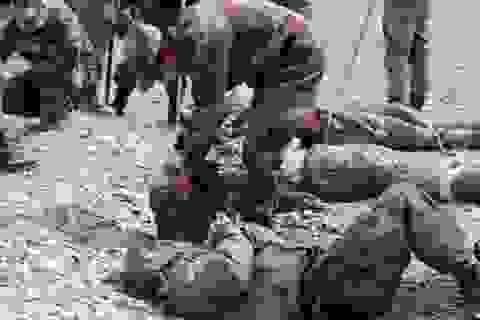 Quân nhân Trung - Ấn đăng ảnh ẩu đả lẫn nhau lên mạng xã hội