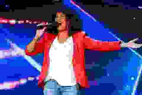 Ấn tượng với giọng ca bản lĩnh hát lại bản hit của Whitney Houston