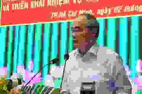 Bí thư TPHCM: Cần lắng nghe dân để chấn chỉnh công việc, khắc phục yếu kém