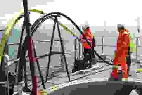 Lùi hạn sửa cáp quang AAG đến ngày 6/6 do phát hiện điểm đứt mới