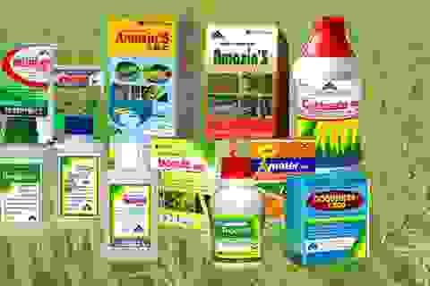 Tồn gần 260 tấn thuốc bảo vệ thực vật tại kho dự trữ quốc gia