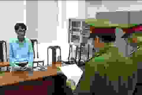 Trưởng phòng của ban quản lý dự án môi trường bị khởi tố