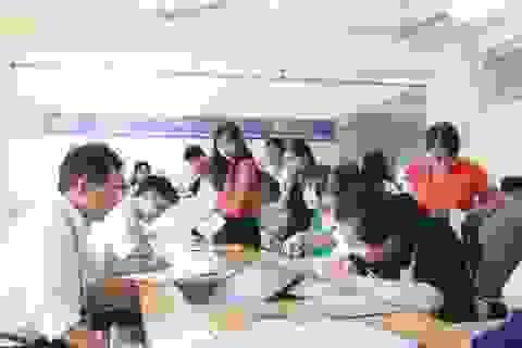 Nhiều trường đại học đã nhận hồ sơ xét tuyển bằng học bạ