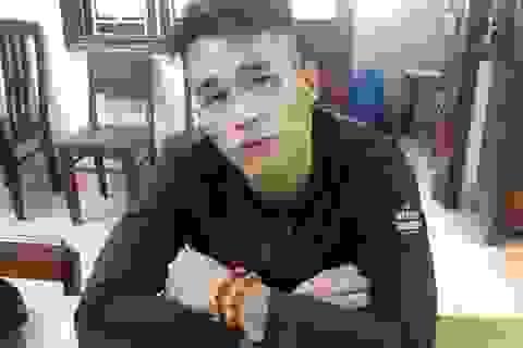 """Vụ """"nổ súng"""" tại bến xe Quy Nhơn: Dùng bật lửa gas giống súng rulo để dọa"""