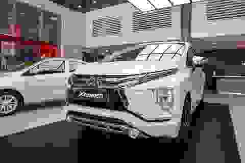 Xpander 2020 chốt giá 630 triệu đồng, động cơ không đổi nhưng tốn xăng hơn