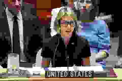 Mỹ gửi công hàm lên Liên Hợp Quốc bác yêu sách Biển Đông của Trung Quốc
