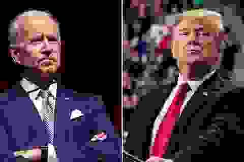 Ông Trump và Biden vào danh sách 100 người có ảnh hưởng lớn nhất thế giới