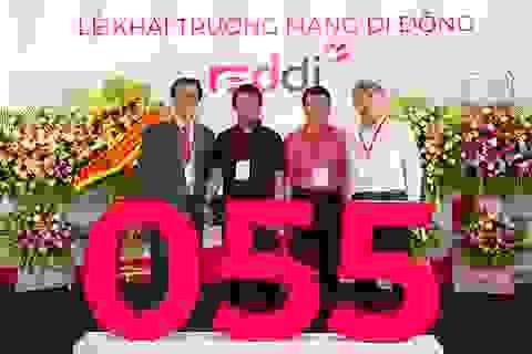 Ra mắt mạng di động ảo ở Việt Nam sử dụng đầu số 055