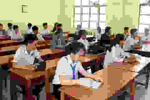 Phú Yên: Tuyển thẳng vào THPT học sinh có thành tích xuất sắc trong học tập