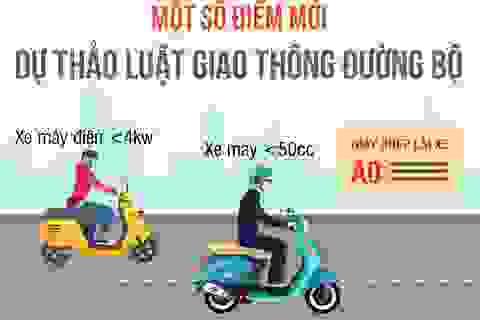 Những điểm mới trong Dự thảo Luật Giao thông đường bộ 2020