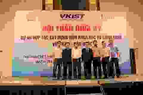 Diabetna tự hào là thảo dược hỗ trợ hạ đường huyết duy nhất được Viện KHCN Việt Nam - Hàn Quốc lựa chọn hợp tác