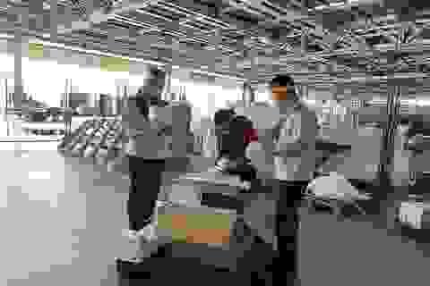 Nhiều lô hàng nhập khẩu kém chất lượng bị xử phạt, buộc tái xuất