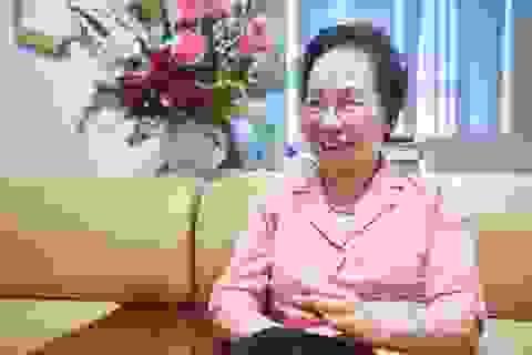 GS.TS Nguyễn Thị Doan: Cần đổi mới hơn nữa tư duy về giáo dục - đào tạo