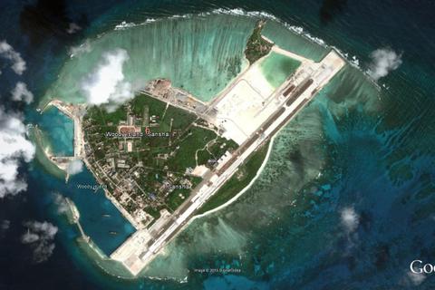 Trung Quốc xây căn cứ quân sự, trồng rau để hiện thực hóa mưu đồ phi pháp