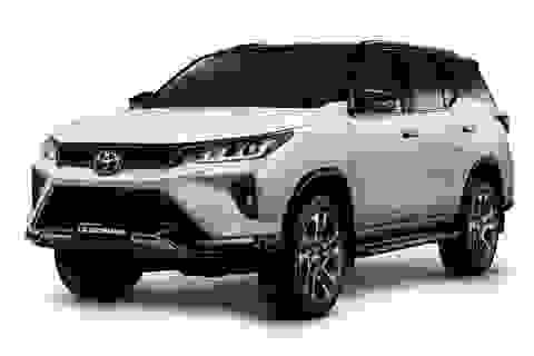Toyota Fortuner phiên bản nâng cấp 2021 có gì mới?