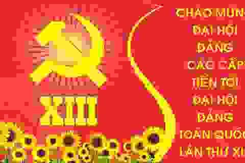 Tiến tới Đại hội Đảng XIII