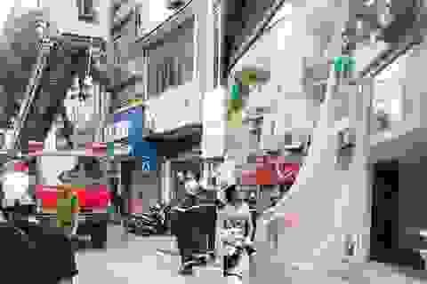 Giăng lưới bắt nghi can giết người trốn từ Bình Thuận ra Hà Nội