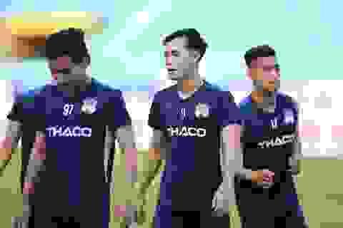 HLV HA Gia Lai hạ quyết tâm giành điểm trước CLB Hà Nội