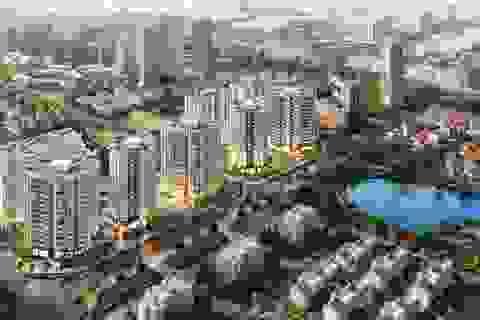 Nhà phát triển uy tín kiến tạo dự án Le Grand Jardin