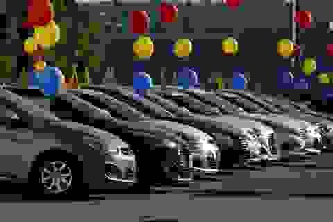 Thị trường ô tô Mỹ dần ấm lại