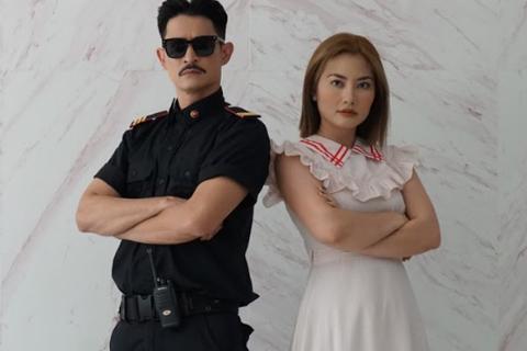 """Huy Khánh và Anh Tài """"tranh giành"""" Ngọc Lan trong phim mới"""
