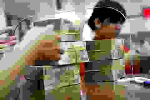 Lãi suất ngân hàng đồng loạt giảm tiếp