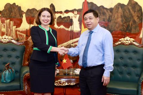 Australia hỗ trợ Việt Nam 10,5 triệu đôla phục hồi kinh tế hậu Covid-19