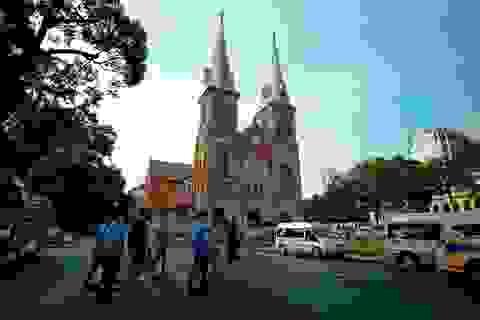 Nhà thờ Đức Bà Sài Gòn lọt top 19 thánh đường đẹp nhất thế giới
