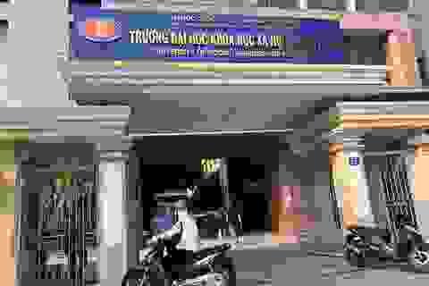 Trường ĐH Khoa học xã hội & Nhân văn TPHCM mở 2 ngành học mới