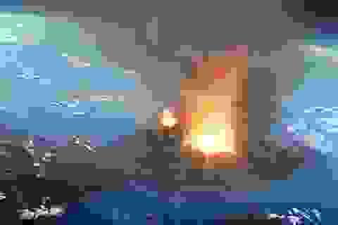 Phát hiện vụ phun trào núi lửa lớn nhất từ trước đến nay