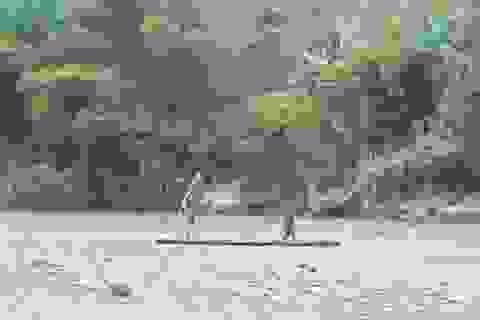 Trốn gia đình đi câu cá, 2 học sinh đuối nước thương tâm