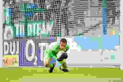 Filip Nguyễn bất ngờ dự bị, Slovan Liberec thua sốc đội bét bảng