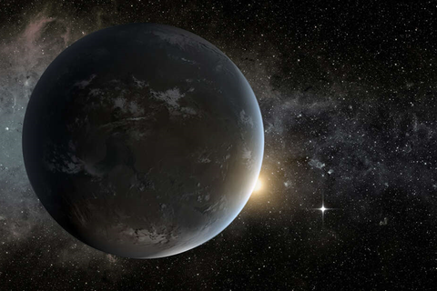 Phát hiện hành tinh giống Trái đất có thể sống được