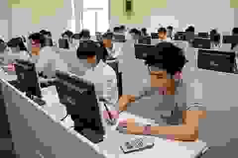 Chiều nay, ĐH Công nghệ GTVT tổ chức thi thử tốt nghiệp THPT môn Vật lý