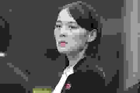 Em gái ông Kim Jong-un cảnh báo hành động quân sự với Hàn Quốc