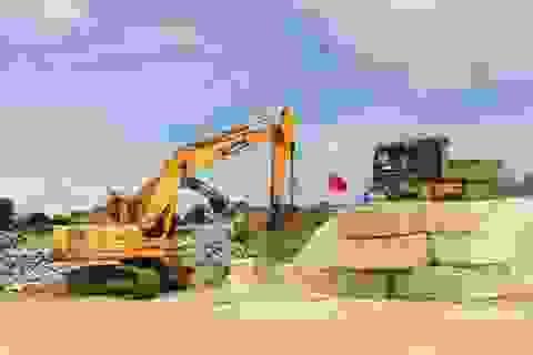 Vì sao đập tràn ở Nghệ An bất ngờ sập giữa mùa nắng hạn?
