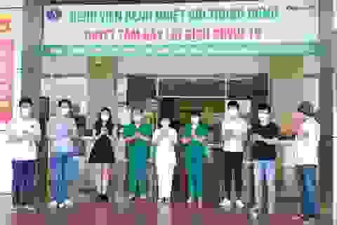 Thêm 2 bệnh nhân về từ Nga bình phục, Việt Nam chữa khỏi 96% ca Covid-19