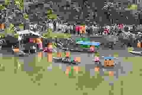 Lào Cai: Tìm được thi thể thứ 3 trong vụ lật thuyền trên sông Chảy