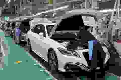 """Các nhà sản xuất ô tô châu Á vẫn """"quay cuồng"""" trong cơn ác mộng Covid-19"""