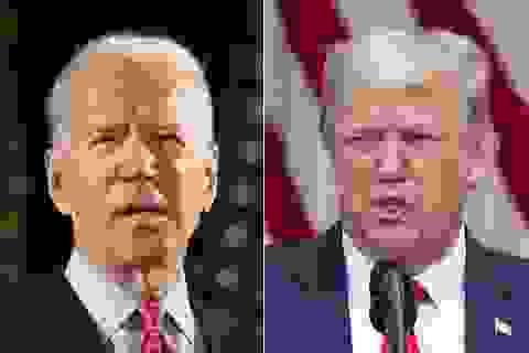 Cơ hội đắc cử tổng thống Mỹ của ông Biden tăng mạnh