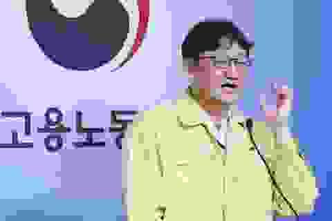 Hàn Quốc chi kỷ lục gần 850 triệu USD trợ cấp thất nghiệp vì Covid-19